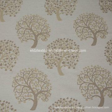 Vivid Lucky Tree Design Cortina en colores