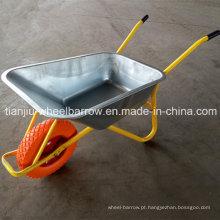 Carrinho de mão de roda resistente Wb6404h