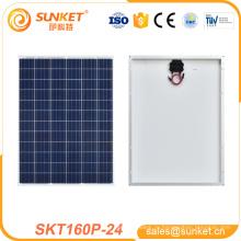 лучшие price12v 160 Вт поли панели солнечных свет с TUV се