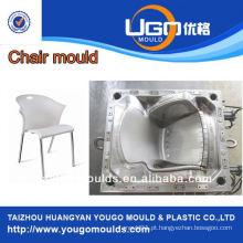 Profissão fábrica de moldes de plástico para o novo design doméstico jantar cadeira moldes de plástico em taizhou China
