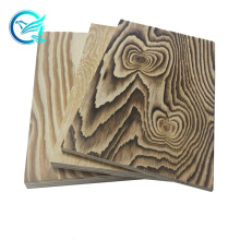 Best quality 4x8 Pine Brushed Plywood For Wall Panel