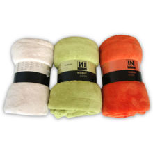 100% Polyester Blankets, Double-sided, Coral Fleece, Available in Various Sizes