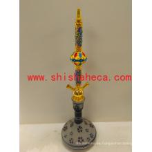 Tubo de fumar narguile de alta calidad del estilo de Bush cachimba de Shisha