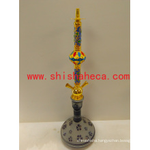 Bush Style Top Quality Nargile Smoking Pipe Shisha Hookah