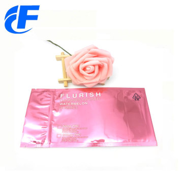 Smell Proof Aluminum Foil Mylar Bags For Food