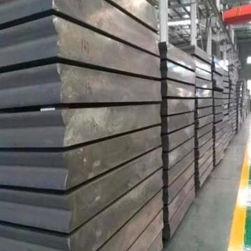 Aluminium stretching plate 7075 T651