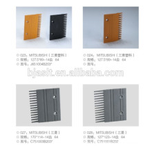 Escalator Aluminum Comb Plate/Escalator components/decorative plates
