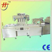 Preço especial de venda quente de HS700PX hengjin precisão automática slide uv máquina de impressão de tela de seda