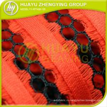 Полиэфирная кружевная сетчатая ткань YD-7426