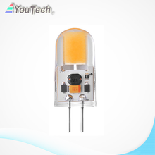 3W COB LED G4 LAMP 300lumens Silicon bulb