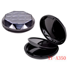 High-grade Cosmetic 4 Color Eyeshadow Compact Case