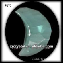 Perles de Crystal Moon pour la décoration W072