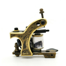 CNC Handmade Brass Coil Tattoo Machine