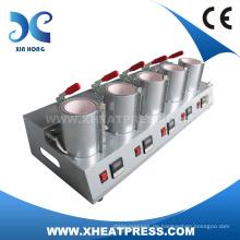 Neue Ankunfts-Becher-Hitze-Presse-Maschine MP150x5
