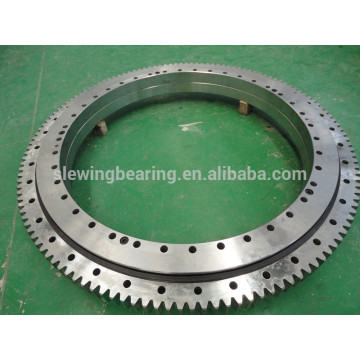 preloaded slewing ring bearing for waste water treatment
