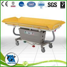 BDE602 Krankenhaus Connect Trolley für Patient Hydraulic Chirurgische Bad Trolley