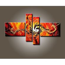 Wall Canvas Famous Abstract Oil Painting
