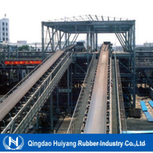 Cement Conveyor Belt Flame Resistant PVC Conveyor Belt