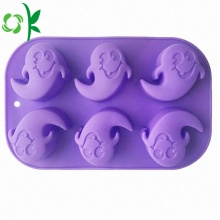 Halloween 3D Customised Silicone Mold untuk Sabun Handmade