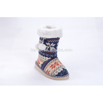 high quality customize slippers plush shoes for bedroom