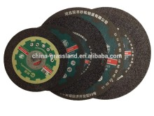 zirconium sand cutting disc wheels for abrasive tool use