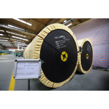 Cinta transportadora de cable de acero ST