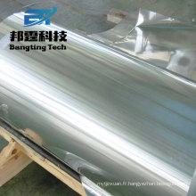 Usine alliage Alu feuille T651 7075 aluminium 6061 T6 prix par kg
