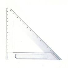 Stainless Steel Tri Angle Square Rulers