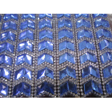 Hot fix grade A rhinestone adhesive sheet