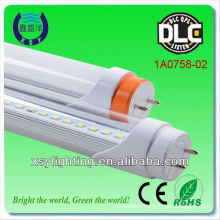 hot sale in 2013 with LED factory selling 22w DLC led tube light