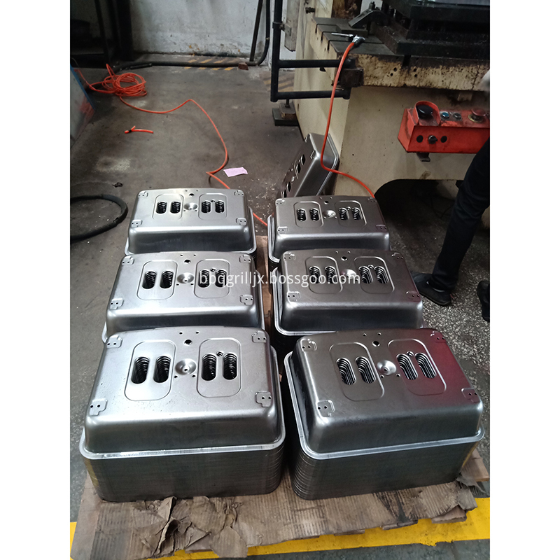 Metal Parts For BBQ