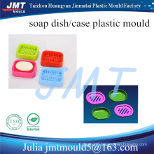 soap dish plastic mold with p20 steel