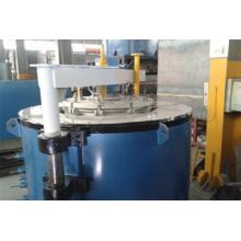 Horno de carbonitruración de gas de pozo