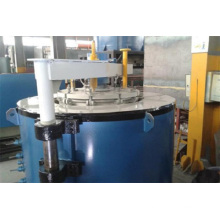 Fornalha de carbonitretação a gás de poço