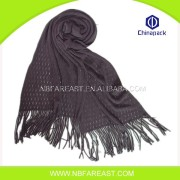 Great made soft warm cheap new acrylic scarf winter
