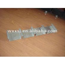 chão de metal galvanizado decking do painel da folha