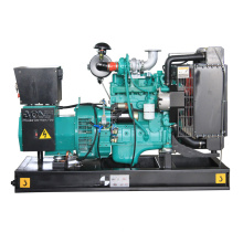 Générateur de courant diesel fiable AC88 avec contrôleur en profondeur
