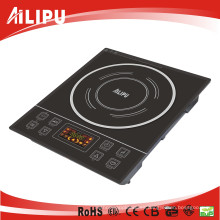 Colorido LCD Single Induction Cooker para el mercado de Asia