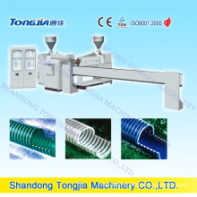 PVC Plastic Rib Spiral Hose Production Line (JG-SLG)