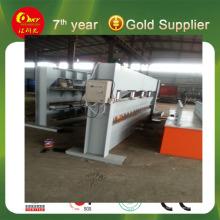2014new tipo máquina hidráulica de doblado