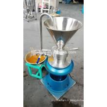 Moteur colloïde de beurre de cacahuète en acier inoxydable en provenance des fournisseurs en Chine