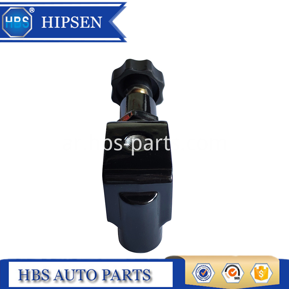 Black Coating Adjustable Proportioning Valve