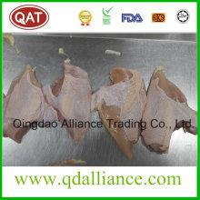 Frozen Halal Chicken Breast Meat with Skin on