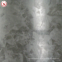 Zinkfliesen verwendet Kaltgewalzte verzinkte Stahlspule für Rohrleitungsbau