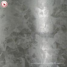Telhas de zinco Usado Bobina de aço galvanizado laminado a frio para fabricação de tubos tubulares