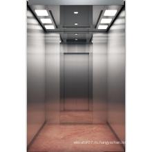Fujizy пассажирский Лифт с линии роста волос из нержавеющей стали