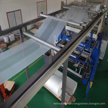 China made high quality stretch film in 2017