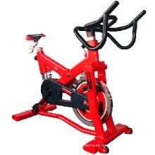 Bicicleta de spinning del equipo de la aptitud comercial