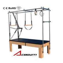 Pilates Equipment Trapeze Table con 3 resortes Sets