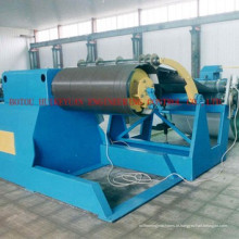Máquina formadora de rolos de linha de corte automático